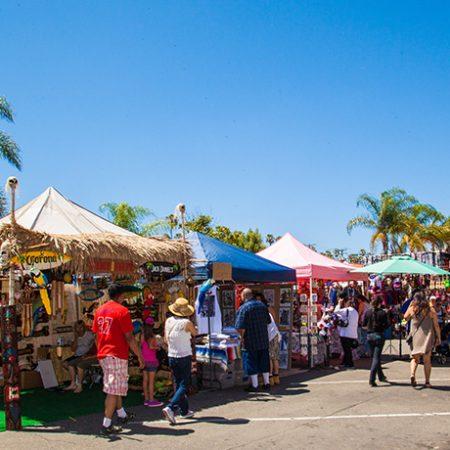 Oxnard Salsa Festival Vendor
