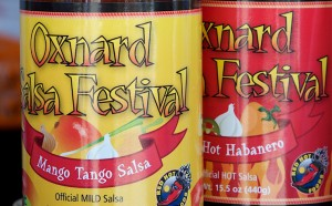 Oxnard Salsa Festival salsa