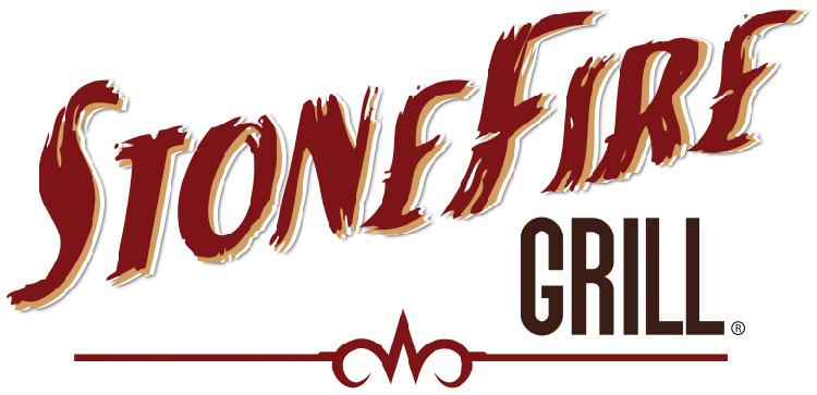 STONEFIRE Grill Logo - No Tagline