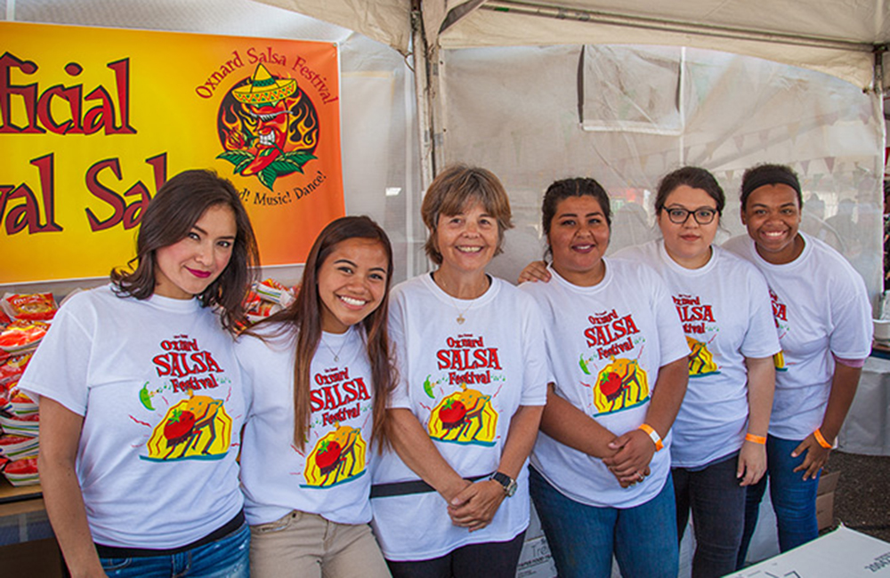 Salsa Festival Volunteers